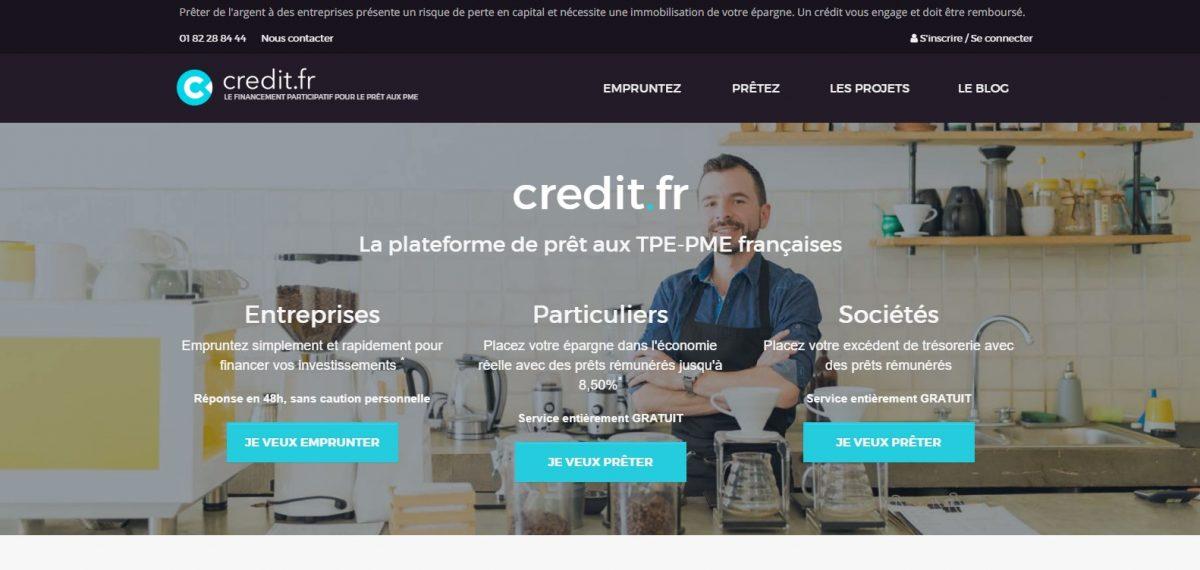 crédit.fr